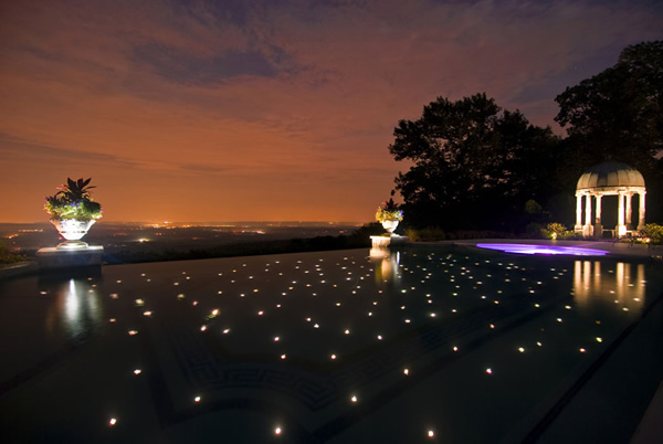 China Waterproof Led In Ground Driveway Lights on Swimming Pool Deck Lighting Ideas