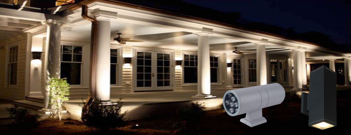 outdoor led down lighting choice image