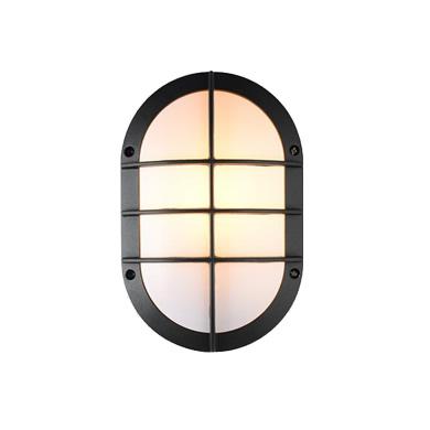 Bulkhead Exterior Wall Lights : Outdoor Oval Bulkhead Wall Light - Dongguan Leysun Light Co.,Ltd