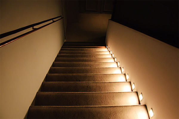 Led Stair Step Light Dongguan Leysun Light Co Ltd